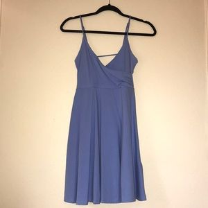 Small Periwinkle Forever 21 Spaghetti Strap Dress